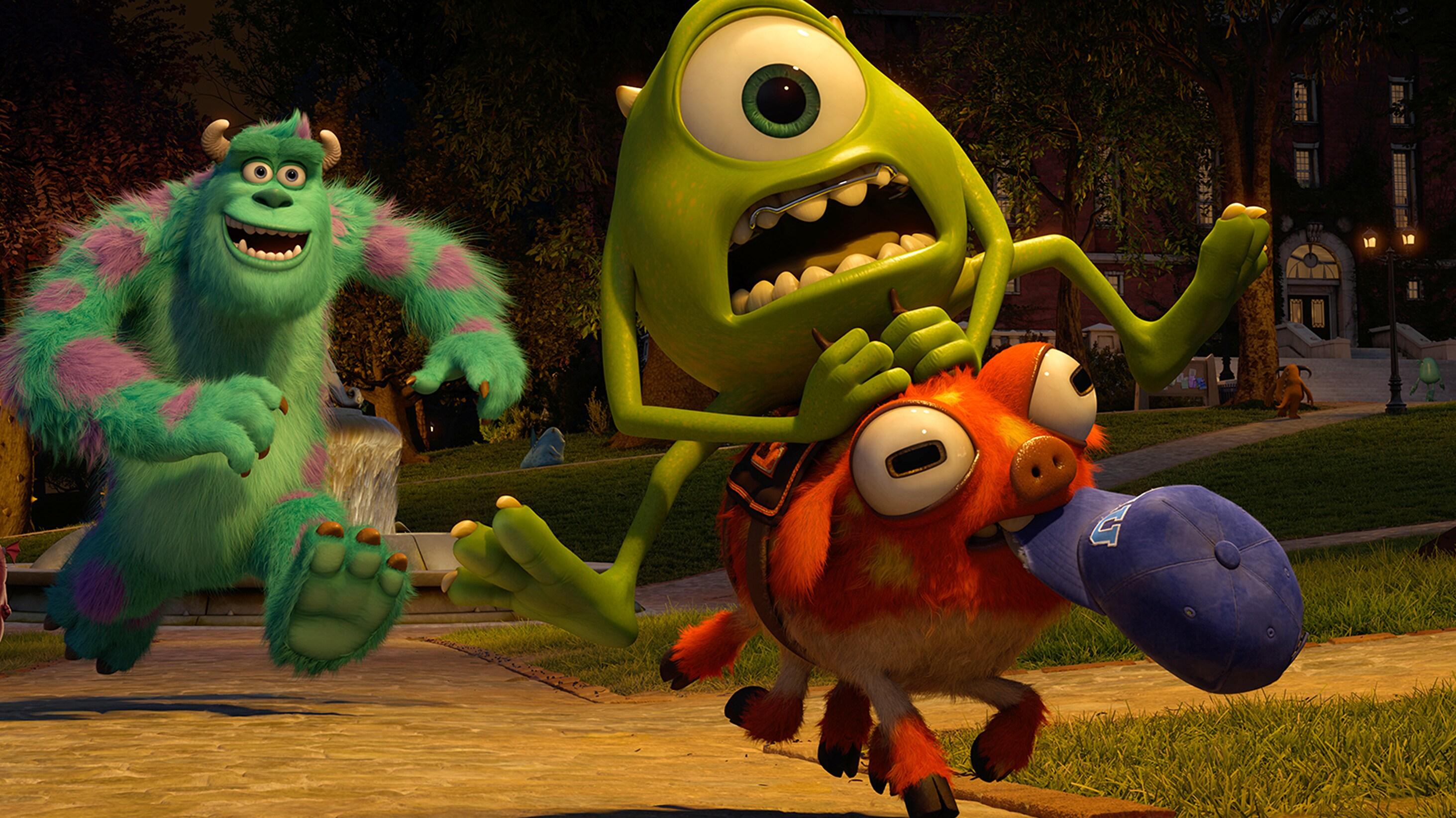 ¡El Pixar Fest cierra septiembre con estas actividades imperdibles de Monsters University!