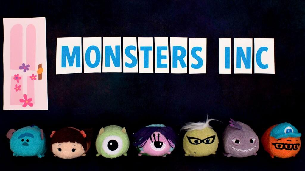 Monster's Inc. บอกเล่าเรื่องราวผ่านซูม ซูม | ดิสนีย์