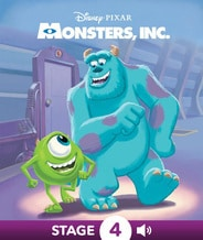 Disney Classic Stories: Monsters, Inc.