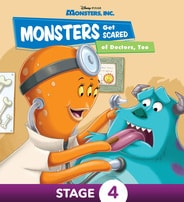 Monsters, Inc: Monsters Get Scared of Doctors, Too