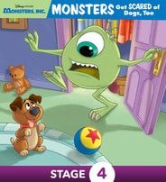Monsters, Inc: Monsters Get Scared of Dogs, Too