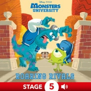 Monsters University:  Roaring Rivals