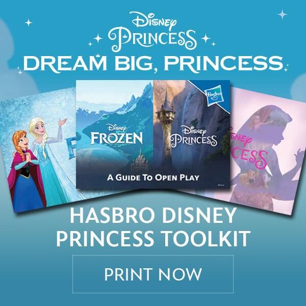 Hasbro Disney Princess Toolkit