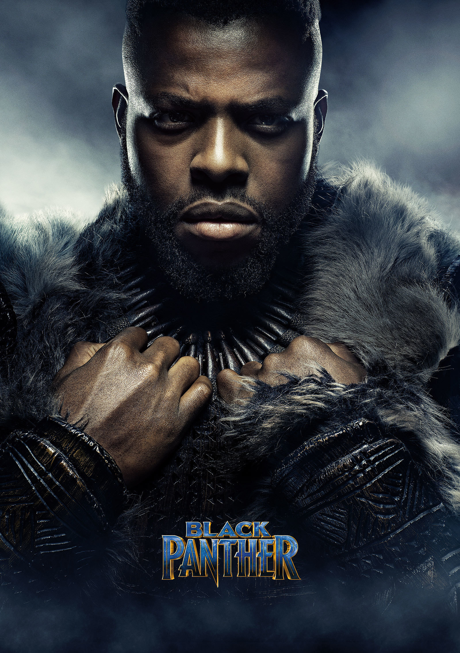 Black Panther - Characters - MBAKU
