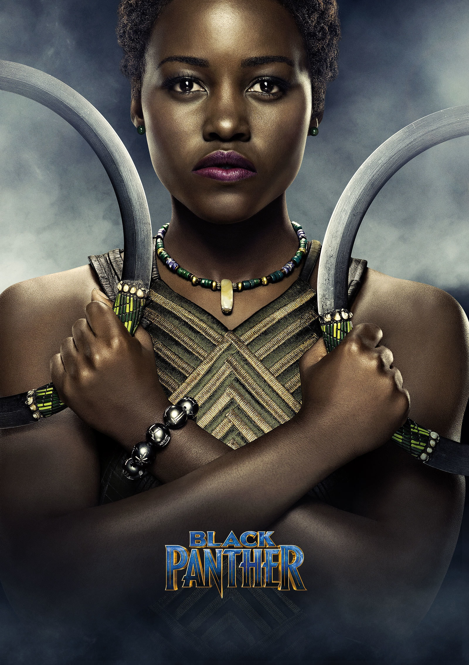 Black Panther - Characters - NAKIA