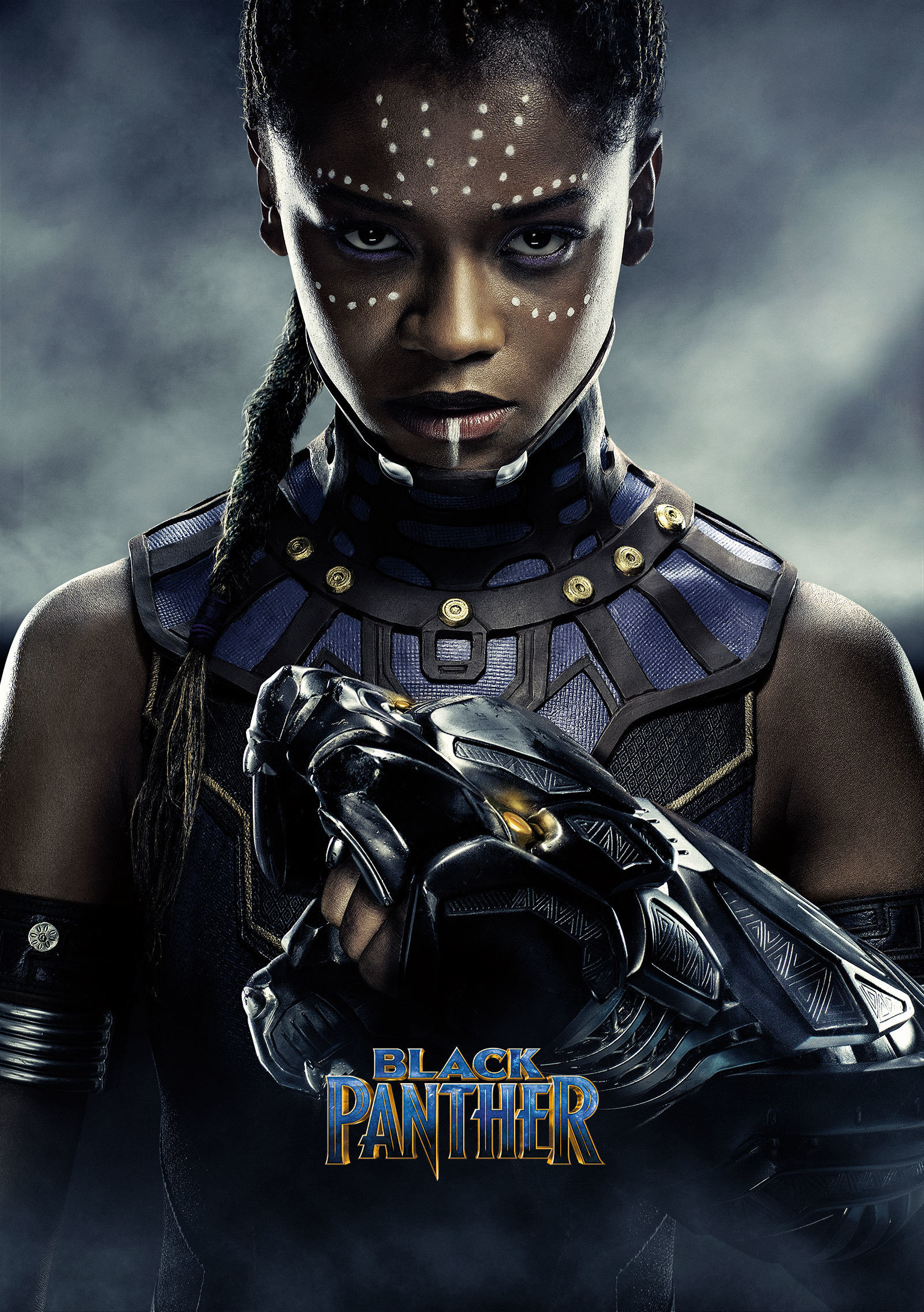 Black Panther - Characters - SHURI
