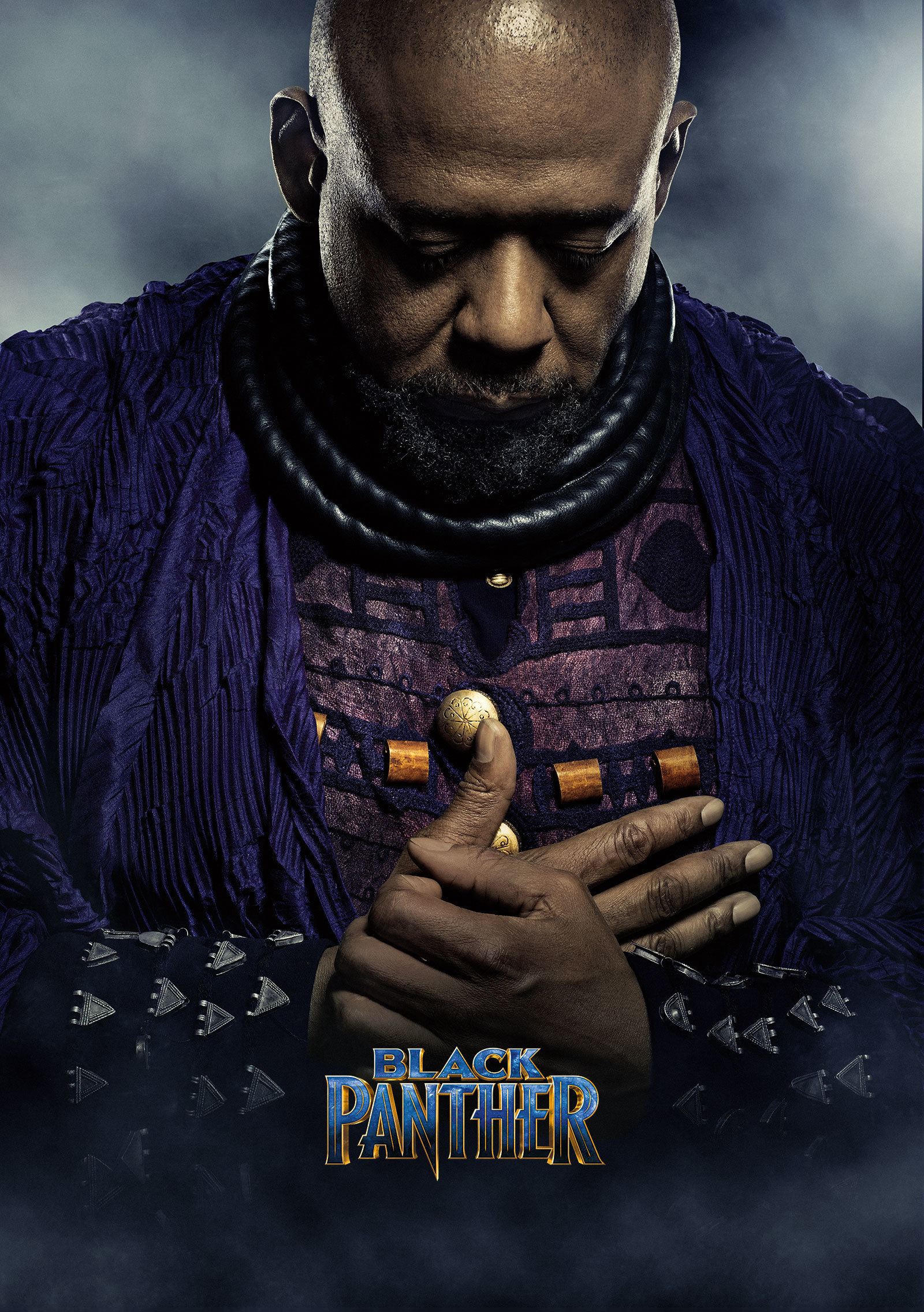 Black Panther - Characters - ZURI