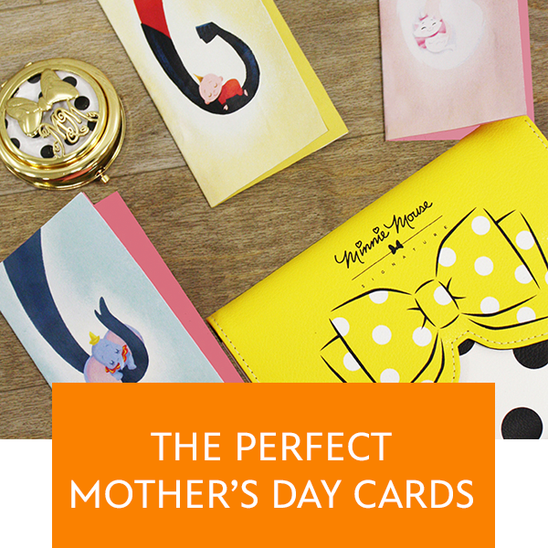 Disney Mother's Day Cards