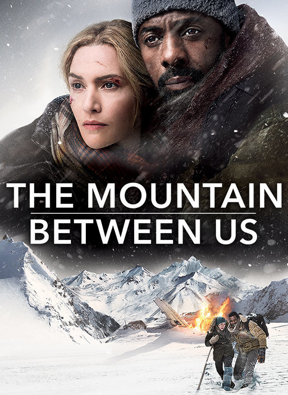 The Mountain Between Us movie poster