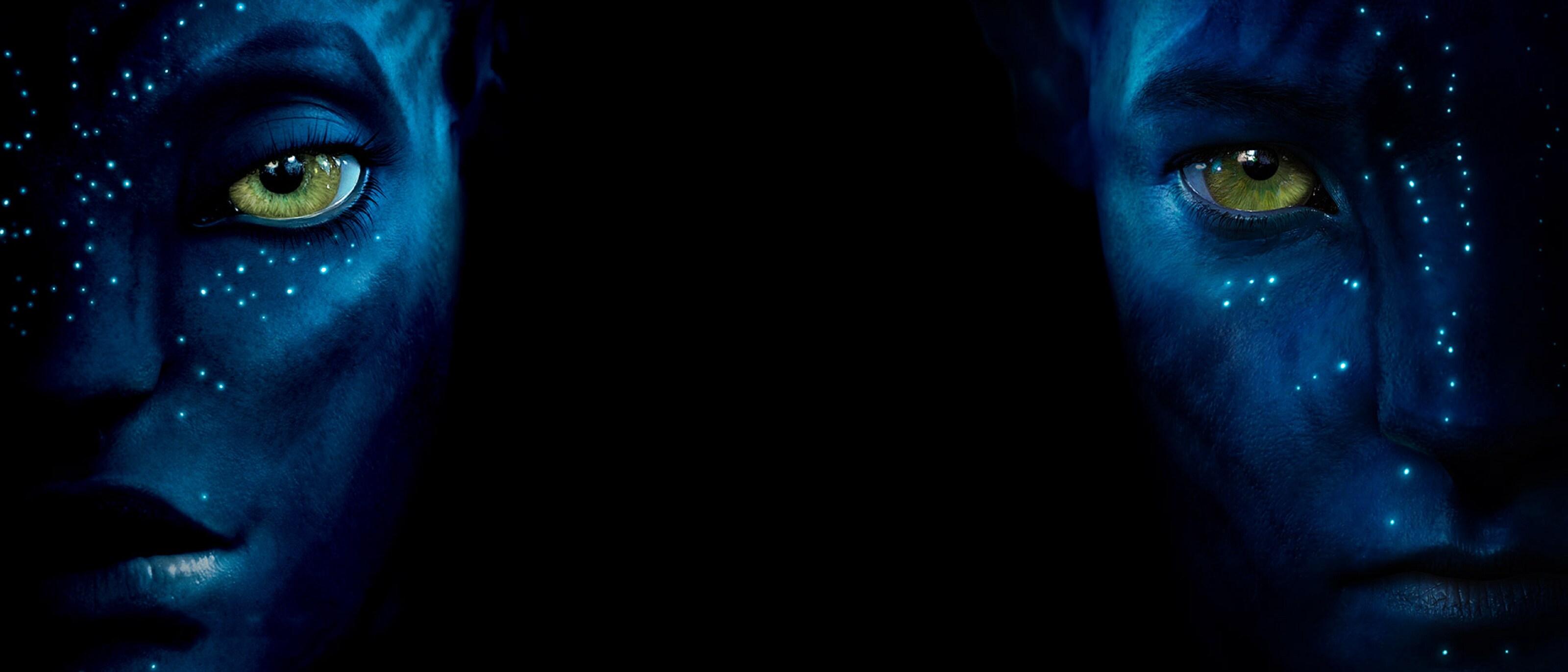 Hero Banner - Avatar (2009) Movie Detail Page