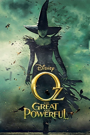 Oz The Great and Powerful