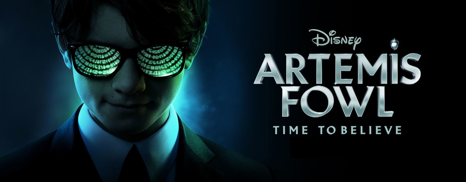 Disney's Artemis Fowl - Banner Hero Object - video