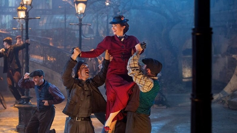 Start Your Week on the Right Foot With These Mary Poppins Returns Dance Videos