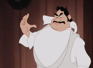 Mr. Darling from Peter Pan