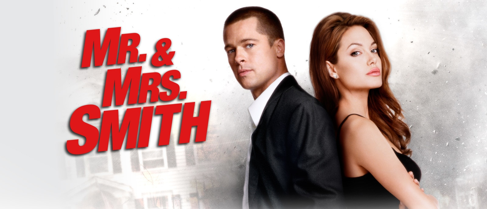 Mr. & Mrs. Smith Hero