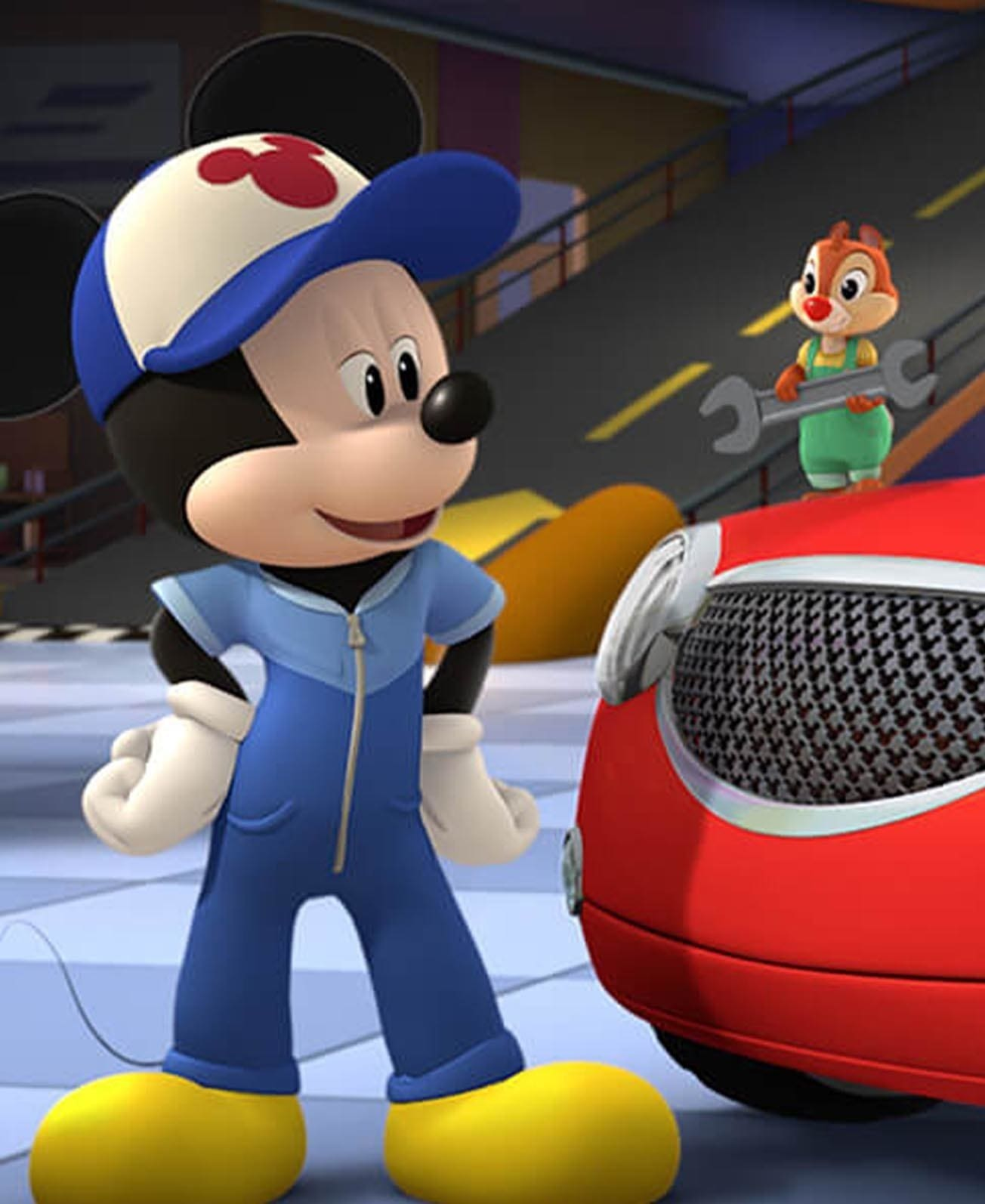 Mickey and the Roadster Racers | Homepage