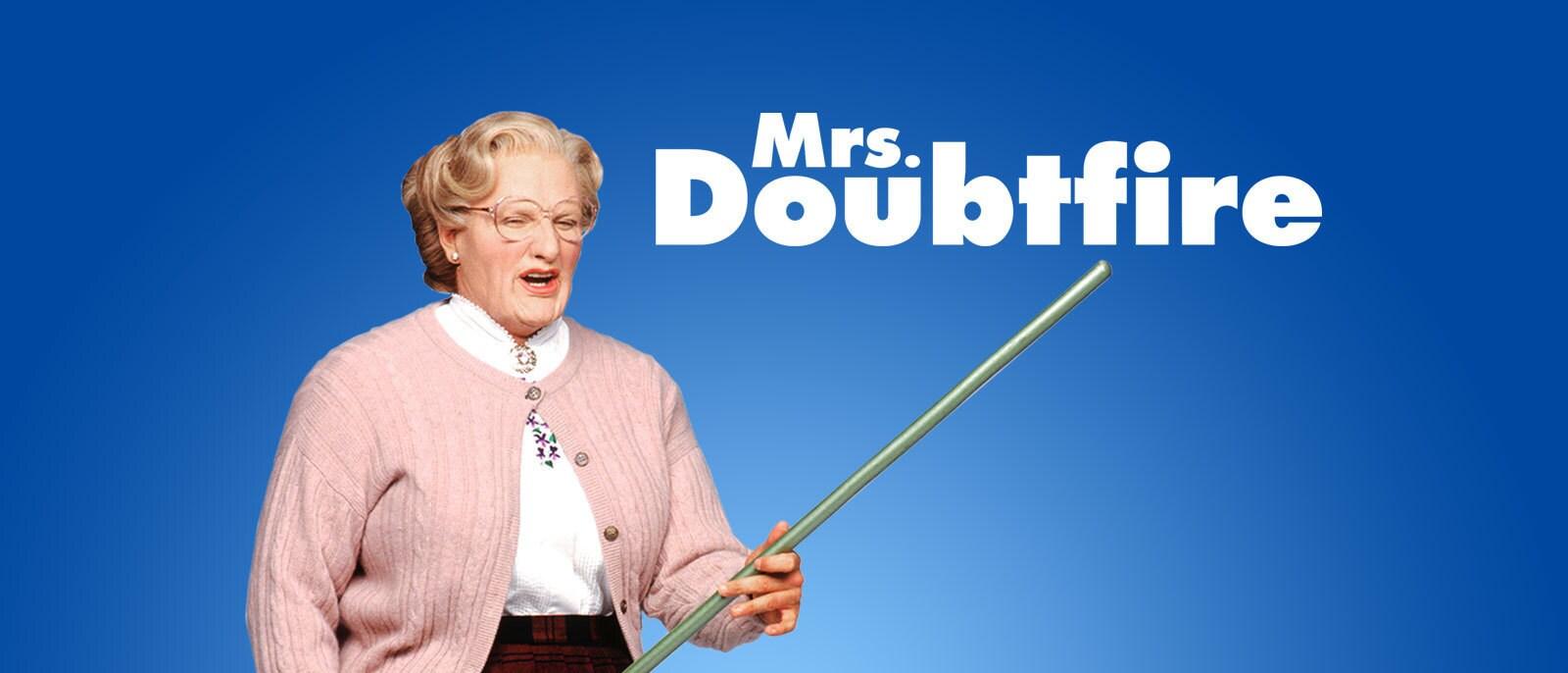 Mrs. Doubtfire Hero