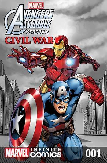 Avengers Assemble: Civil War #01