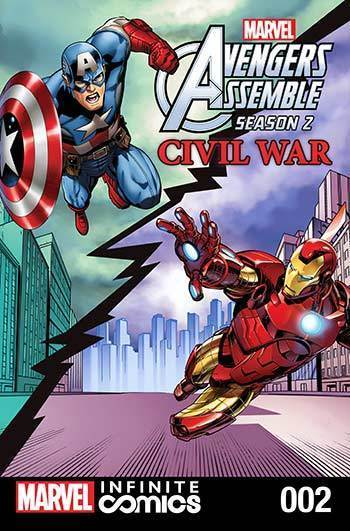 Avengers Assemble: Civil War #02