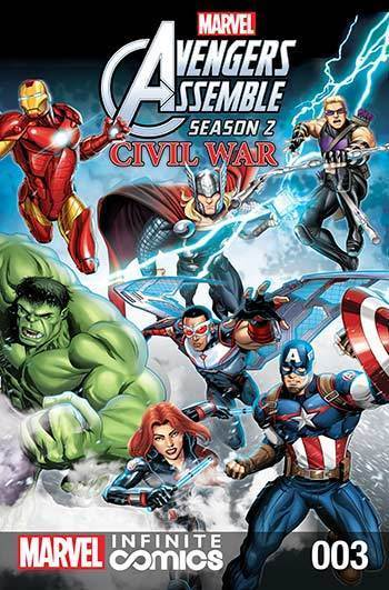 Avengers Assemble: Civil War #03
