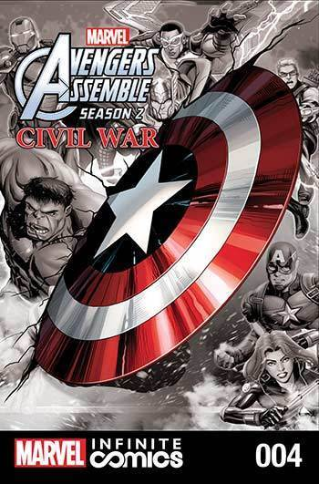 Avengers Assemble: Civil War #04