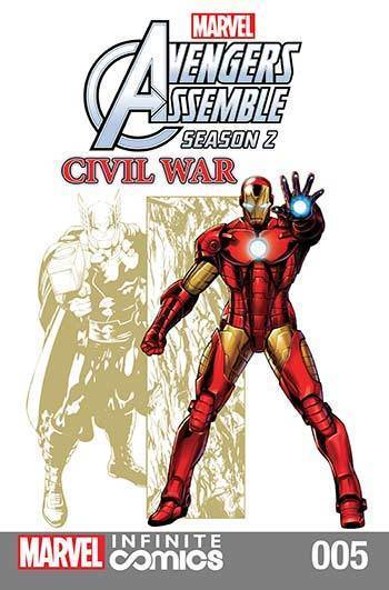 Avengers Assemble: Civil War #05