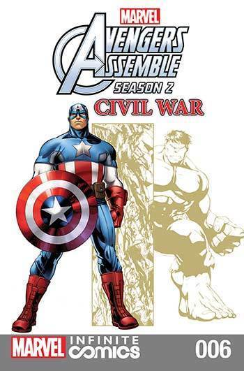 Avengers Assemble: Civil War #06
