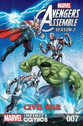Avengers Assemble: Civil War #07