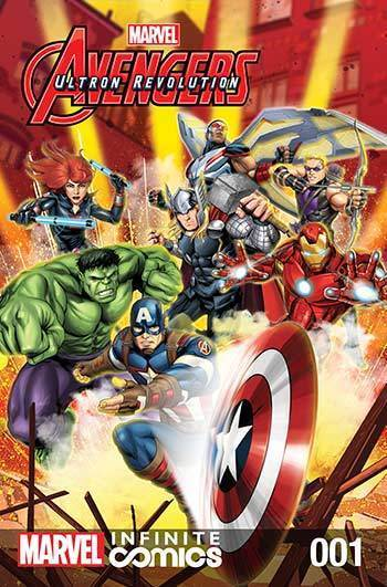 Avengers: Ultron Revolution #01: Adapting to Change Part 1