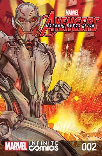 Avengers: Ultron Revolution #02: Adapting to Change Part 2