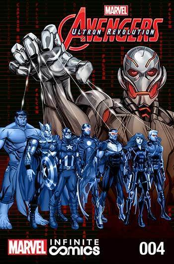 Avengers: Ultron Revolution #04: The Ultimates Part 2