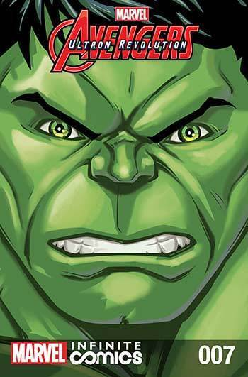 Avengers: Ultron Revolution #07: Dehulked Part 1