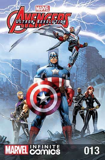 Avengers: Ultron Revolution #13: The Thunderbolts Revealed Part 1