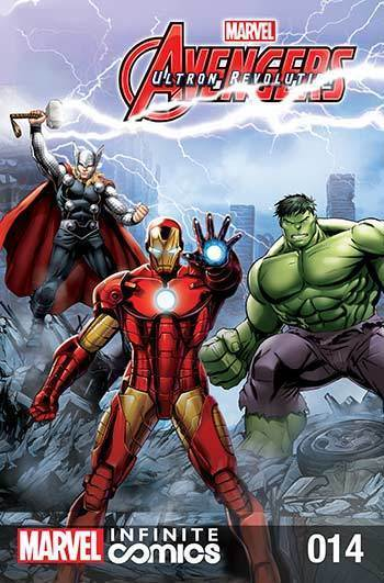 Avengers: Ultron Revolution #14: The Thunderbolts Revealed Part 2