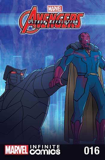 Avengers: Ultron Revolution #16: A Friend in Need Part 2