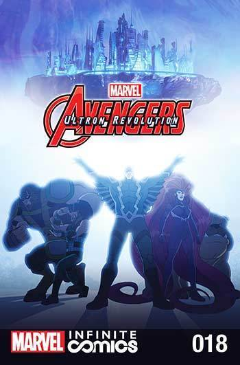 Avengers: Ultron Revolution #18: Inhumans Among Us Part 2