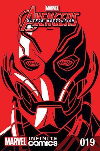Avengers: Ultron Revolution #19: The Inhuman Condition Part 1