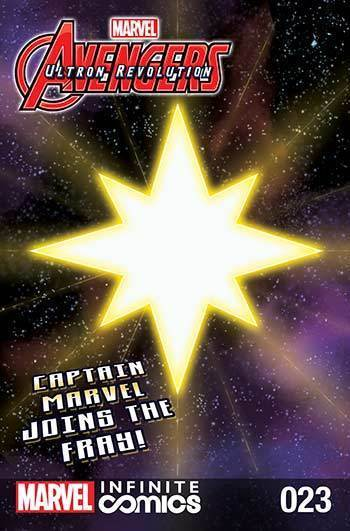 Avengers: Ultron Revolution #23: Captain Marvel Part 1