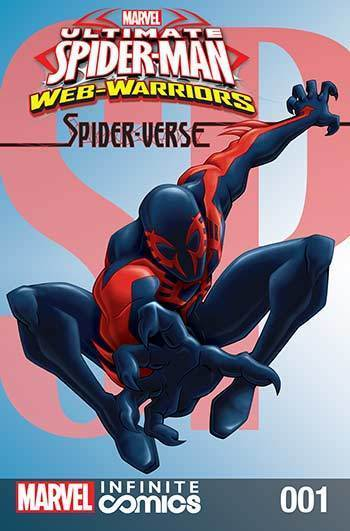 Ultimate Spider-Man: Spider-Verse #01