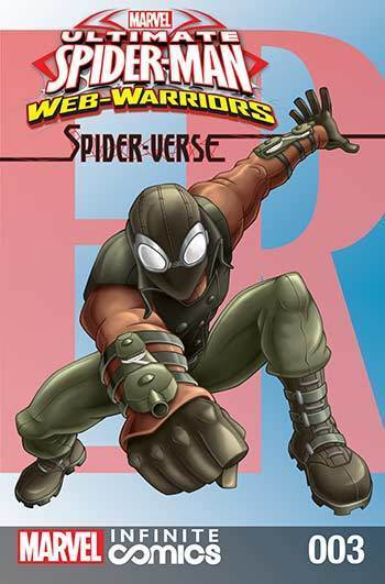 Ultimate Spider-Man: Spider-Verse #03