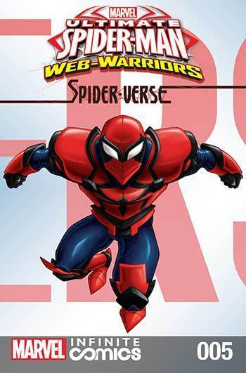 Ultimate Spider-Man: Spider-Verse #05
