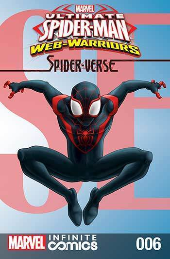 Ultimate Spider-Man: Spider-Verse #06