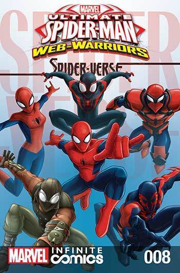 Ultimate Spider-Man: Spider-Verse #08