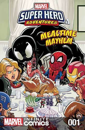 Super Hero Adventures: Mealtime Mayhem Part 1