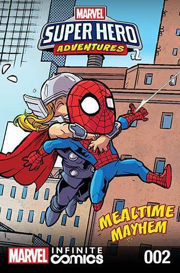 Super Hero Adventures: Mealtime Mayhem Part 2
