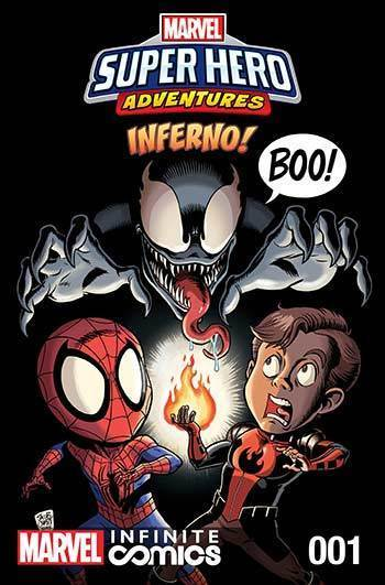 Super Hero Adventures: Inferno Part 1