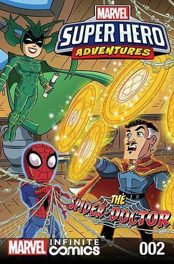 Super Hero Adventures: The Spider-Doctor Part 2