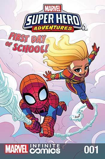 Super Hero Adventures: First Day of School Part 1