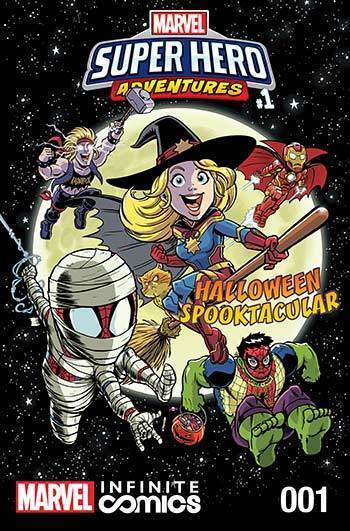 Super Hero Adventures: Halloween Spooktacular Part 1