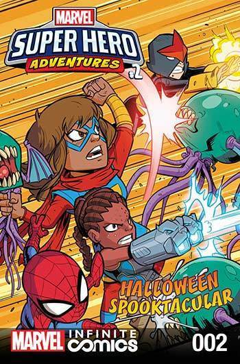 Super Hero Adventures: Halloween Spooktacular Part 2
